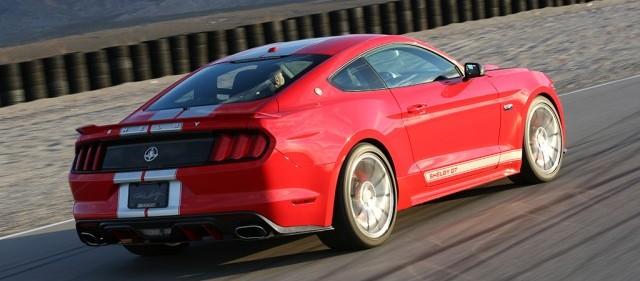 Llega el Shelby GT Mustang 2