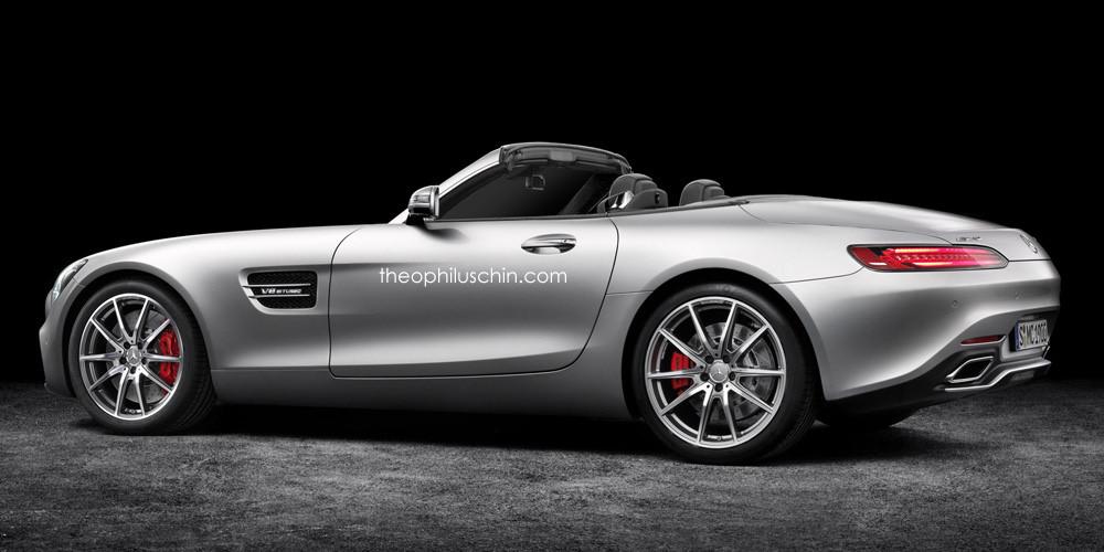 Lo que esperamos del Mercedes AMG GT Roadster y el impacto que tendrá 2