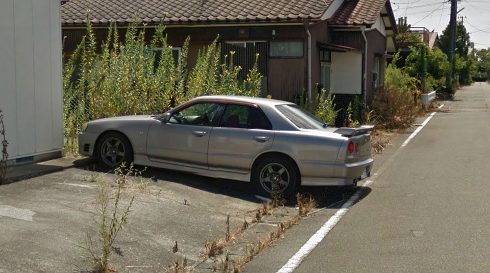 Los coches abandonados de Fukushima (Japón): Dolor a la vista 1