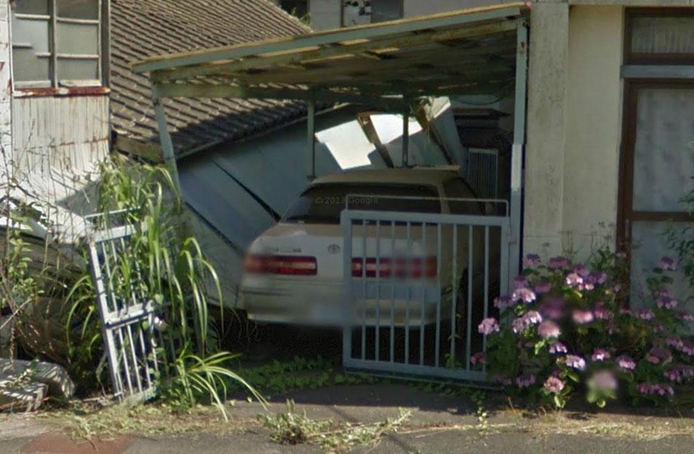 Los coches abandonados de Fukushima (Japón): Dolor a la vista 7