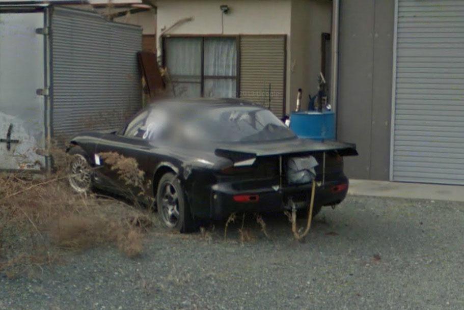 Los coches abandonados de Fukushima (Japón): Dolor a la vista 10