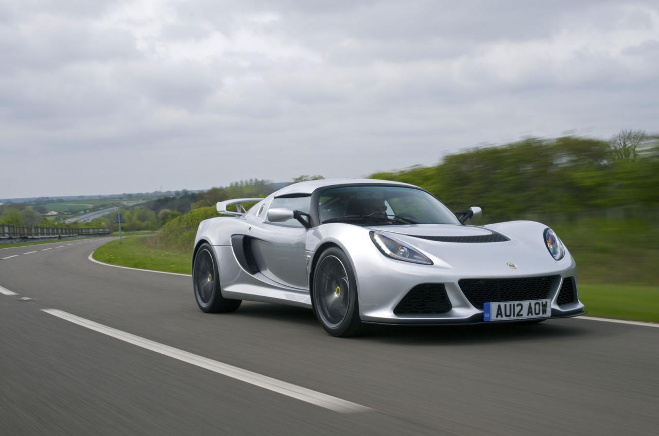 Lotus Exige S Automatic, automático y 2