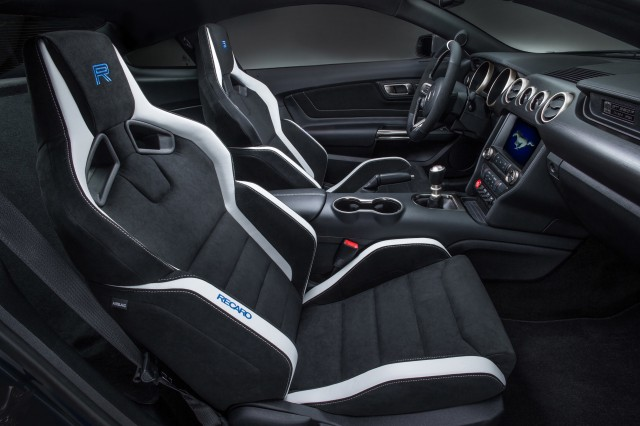 Más deportividad para el nuevo Shelby Mustang GT350R 3