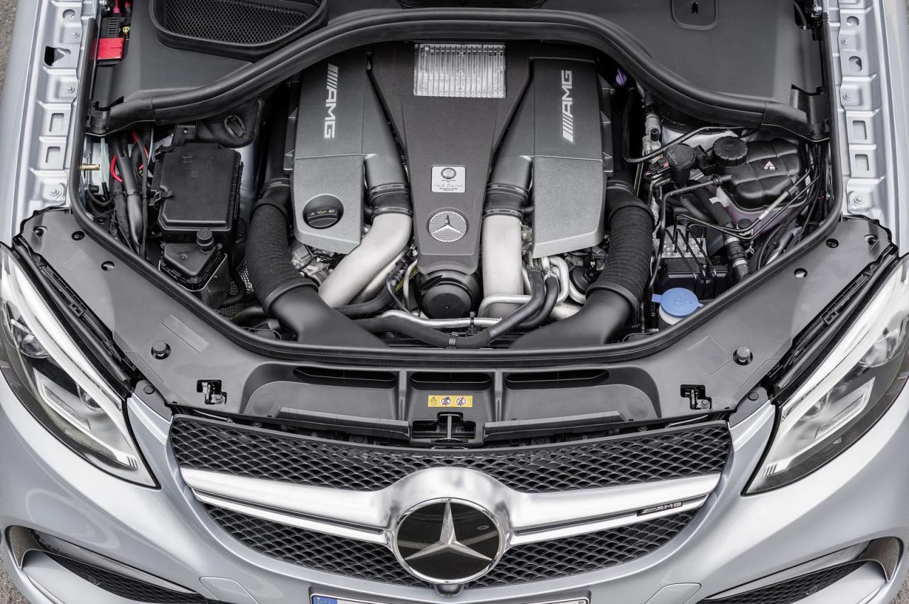 Mercedes-AMG GLE63 S Coupe 4MATIC, con 577 caballos de potencia 3