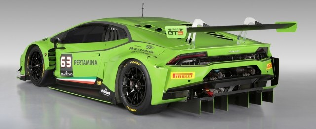 Oficial: Lamborghini Huracán GT3 2