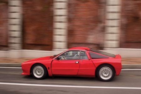 A subasta un rarísimo Lancia 037 Stradale de 1982