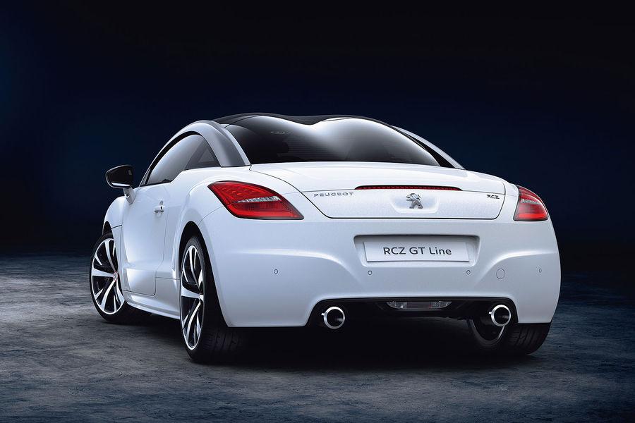 Peugeot RCZ GT-Line: Un toque deportivo sin recurrir a la versión más potente 1
