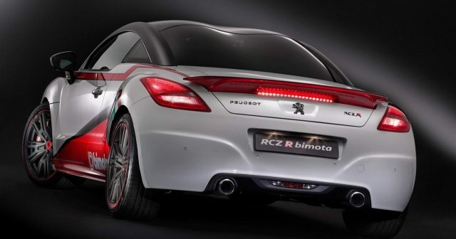 Peugeot RCZ R Bimota, el más potente jamás fabricado 2