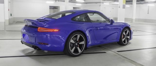 Porsche 911 GTS Club Coupé, exclusivo para Norteamérica 2