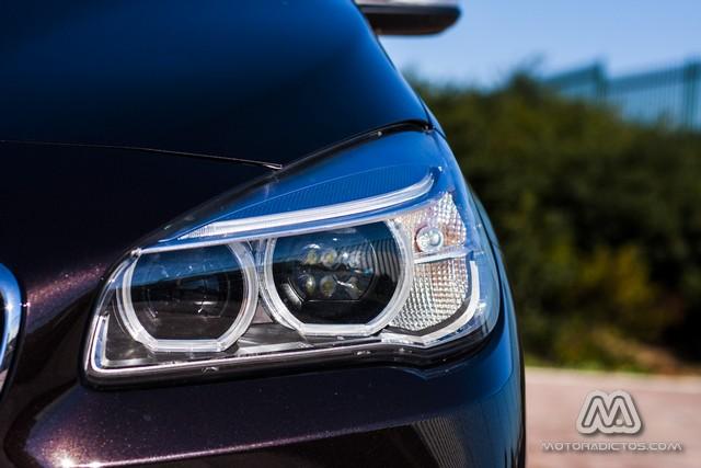 Prueba: BMW 218d Active Tourer Luxury Line (diseño, habitáculo, mecánica) 2