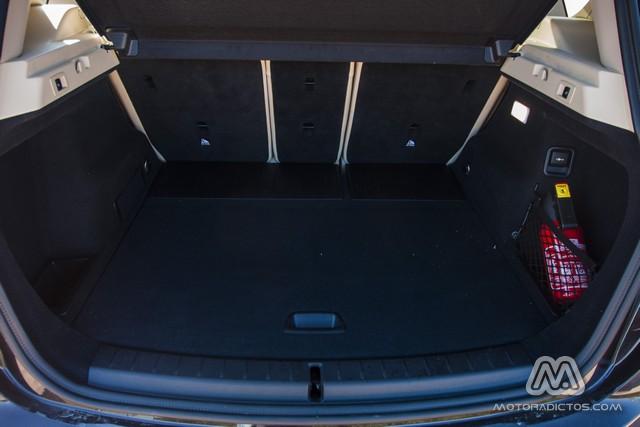 Prueba: BMW 218d Active Tourer Luxury Line (diseño, habitáculo, mecánica) 7
