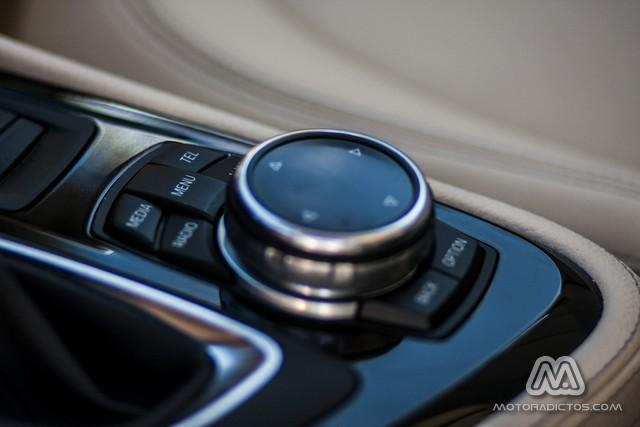 Prueba: BMW 218d Active Tourer Luxury Line (diseño, habitáculo, mecánica) 9