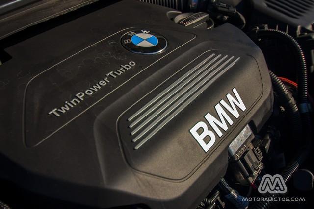 Prueba: BMW 218d Active Tourer Luxury Line (diseño, habitáculo, mecánica) 10