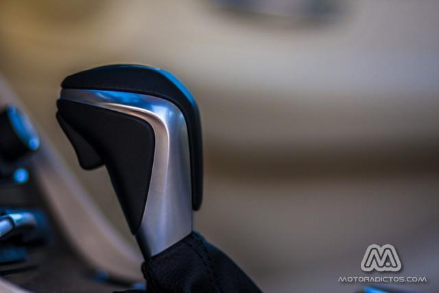 Prueba: BMW 218d Active Tourer Luxury Line (diseño, habitáculo, mecánica) 11
