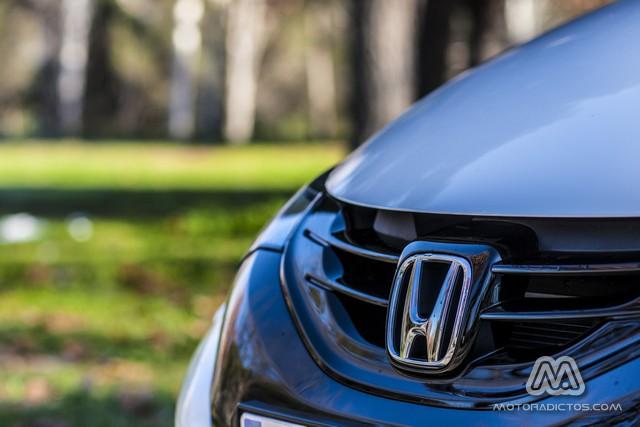 Prueba: Honda Civic Tourer 1.6 i-DTEC 120 CV Lifestyle (diseño, habitáculo, mecánica) 2