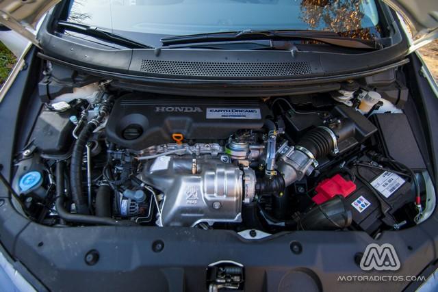Prueba: Honda Civic Tourer 1.6 i-DTEC 120 CV Lifestyle (diseño, habitáculo, mecánica) 3