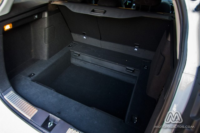 Prueba: Honda Civic Tourer 1.6 i-DTEC 120 CV Lifestyle (diseño, habitáculo, mecánica) 7