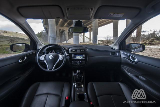 Prueba: Nissan Pulsar 1.2 DIG-T 115 CV Tekna (diseño, habitáculo, mecánica) 4