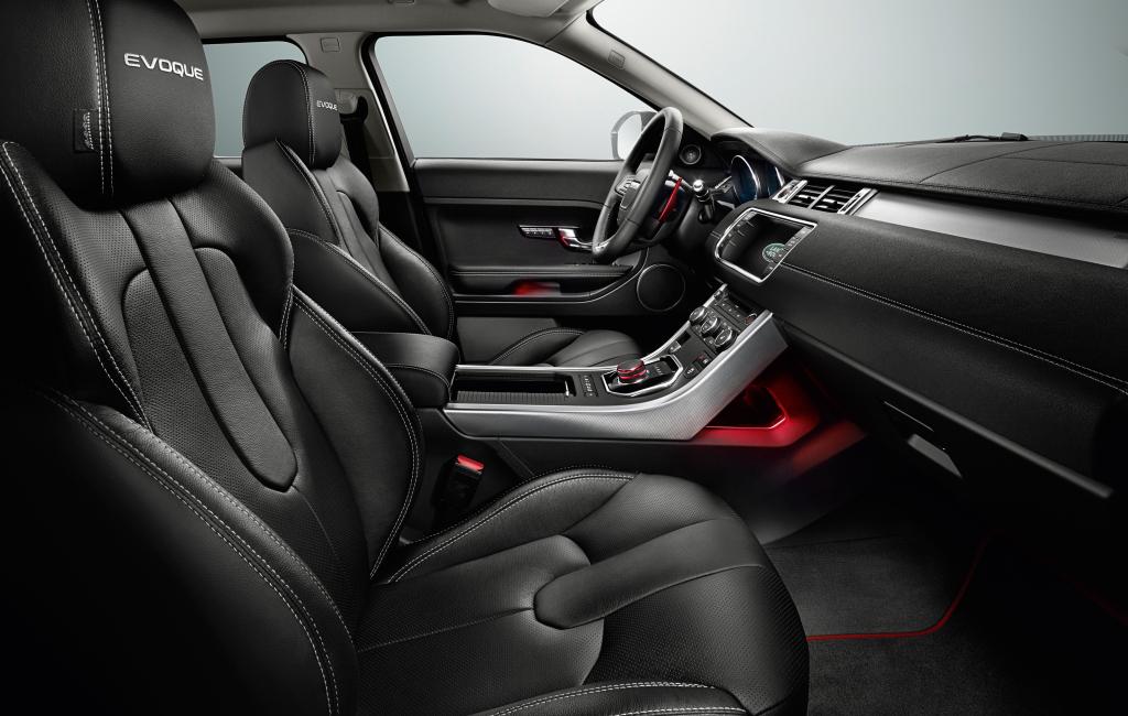 Range Rover Evoque British Edition: Exclusivo y limitado 2