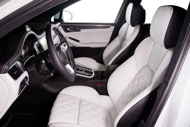 Un interior más exclusivo para tu Porsche Macan gracias a TechArt 2