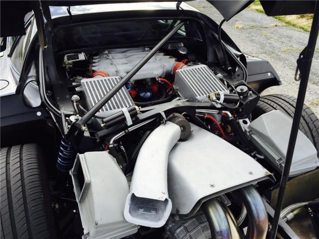 Vuelve a subastarse el Ferrari F40 de Fast N'Loud 1