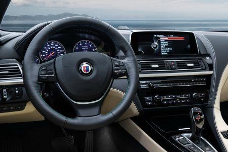 Así luce la actualización del Alpina B6 xDrive Gran Coupé