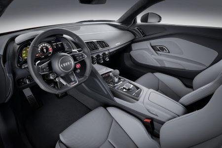 Audi R8 2015: La segunda generación del superdeportivo alemán de motor central
