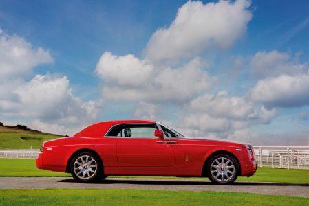 Único y exclusivo, Rolls-Royce Phantom Coupé Al-Adiyat