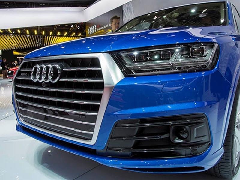 Audi confirma el Q7 RS, podría ser turbodiésel o híbrido 1