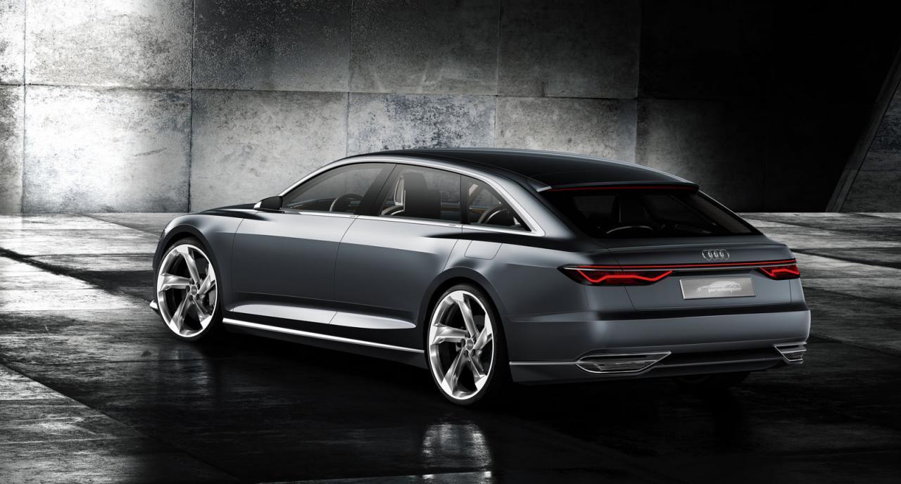 Audi Prologue Avant, desvelado previo debut en Ginebra 1