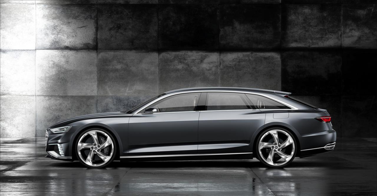 Audi Prologue Avant, desvelado previo debut en Ginebra 2