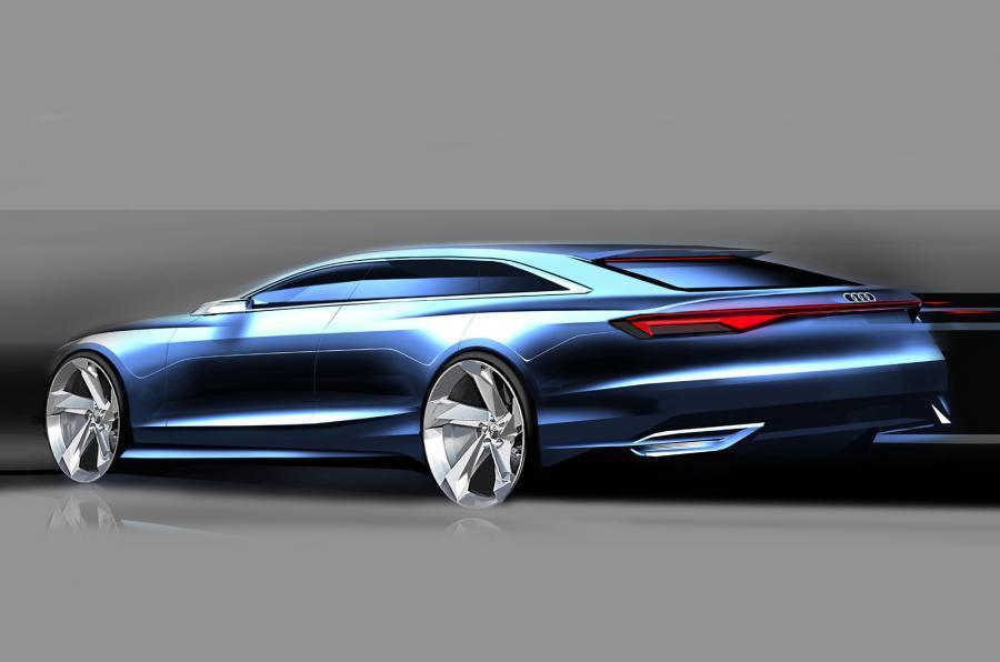 Audi Prologue Avant, primeros bocetos e información oficial 2
