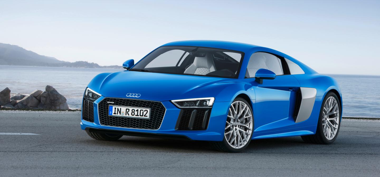 Audi R8 2015: La segunda generación del superdeportivo alemán de motor central 6