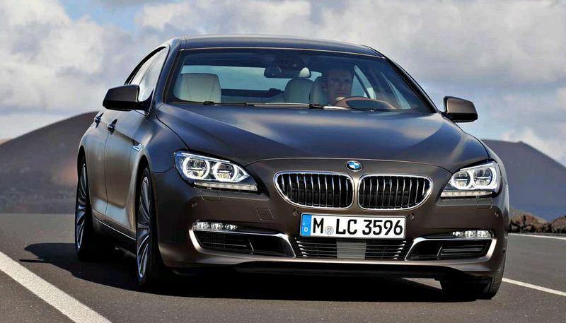 BMW ya trabaja en un rival del Model S, pero no será full EV 1