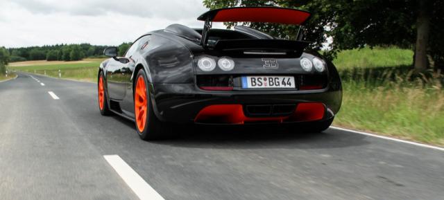 Bugatti llevará el último Veyron a Ginebra 1