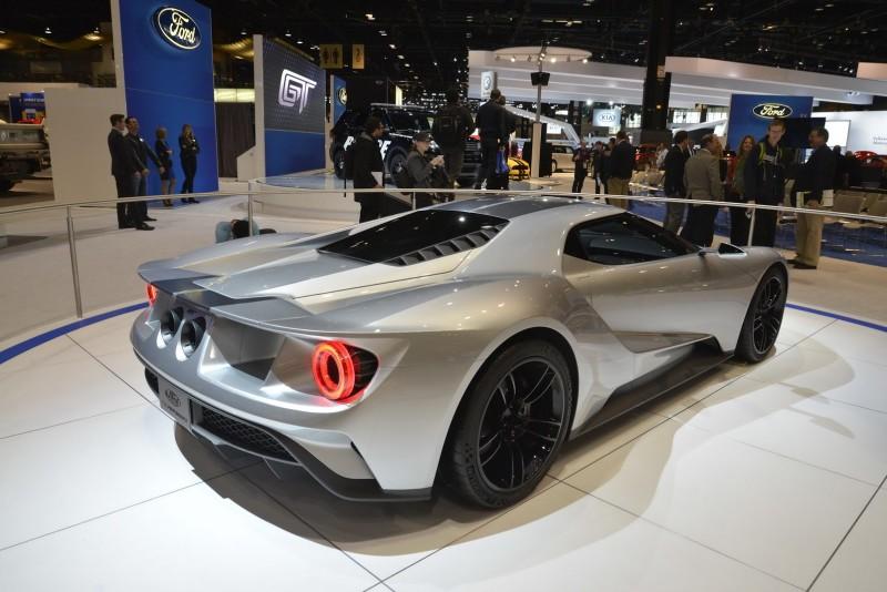 Desde Chicago: nuevo Ford GT 2