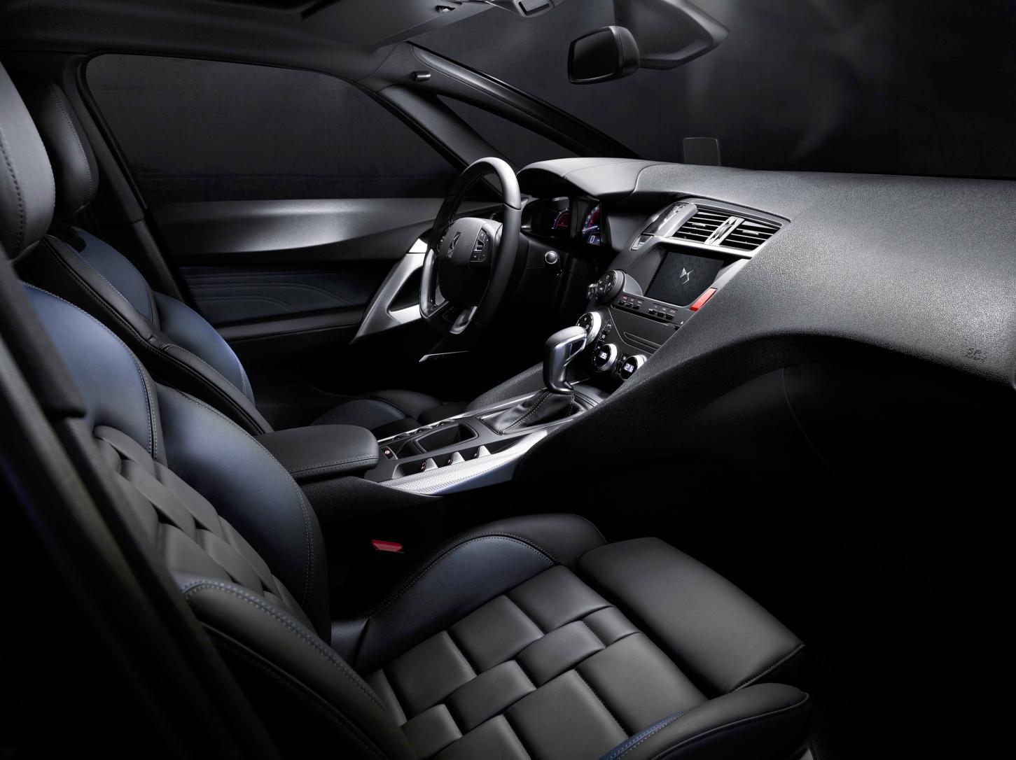 DS5, adiós al Citroën DS5: ahora con identidad propia 1