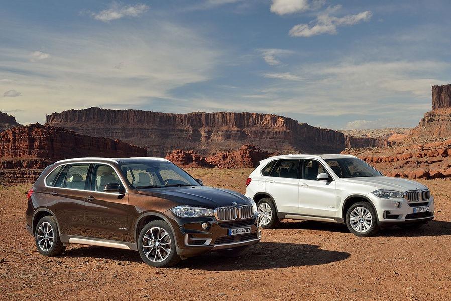 El BMW X7 estará basado en el chasis del próximo Serie 7, ya se deja ver en Europa 2