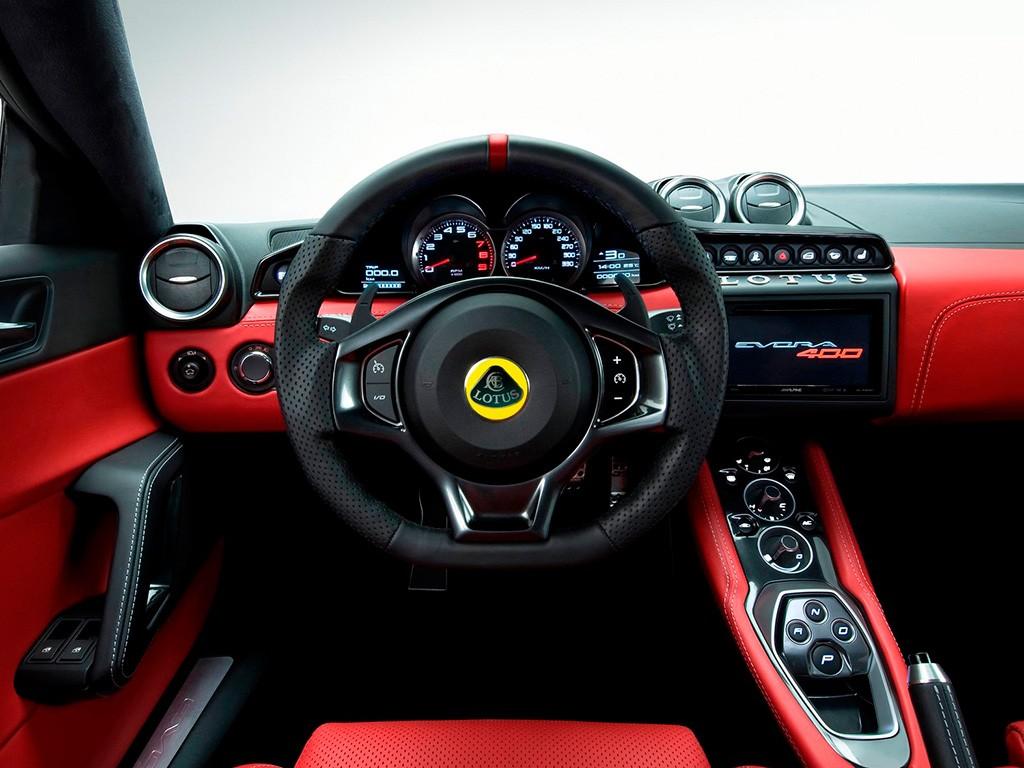Evora 400: el Lotus más rápido hasta la fecha 1