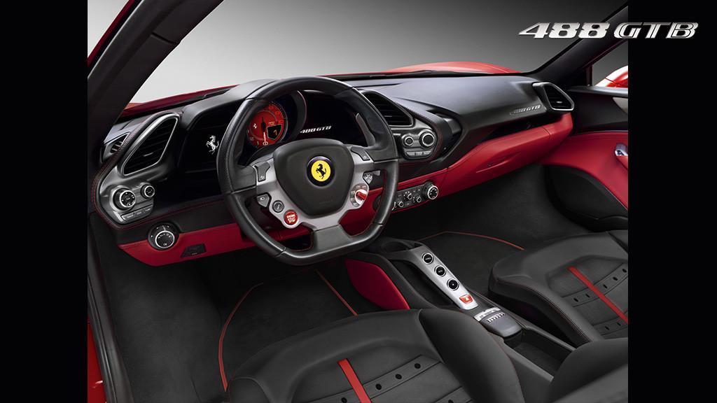 Ferrari 458 GTB, información, datos e imágenes 1