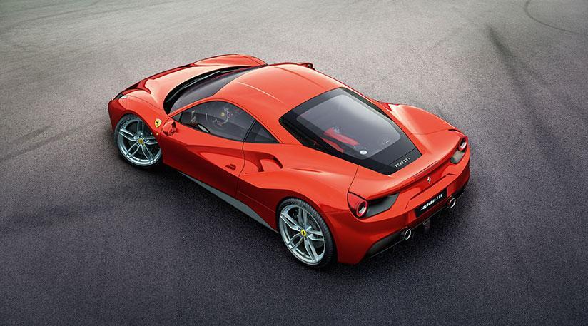 Ferrari 458 GTB, información, datos e imágenes 4