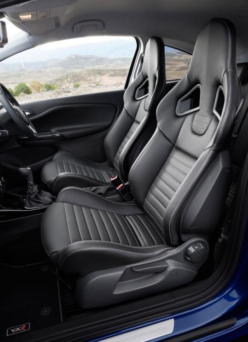 ¡Filtrado! Opel Corsa OPC, en guisa Vauxhall 2
