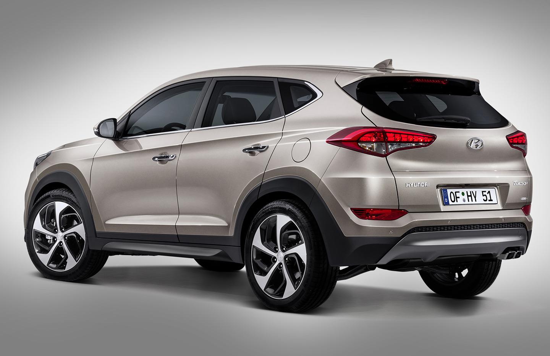 Hyundai Tucson 2016: Dile hola al reemplazo del ix35 2