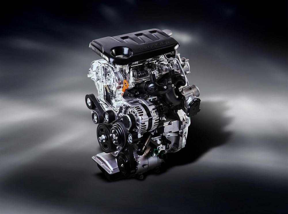 Kia estrenará el nuevo 1.0 T-GDI y la caja de DCT de 7 velocidades en el Kia Cee'd 2
