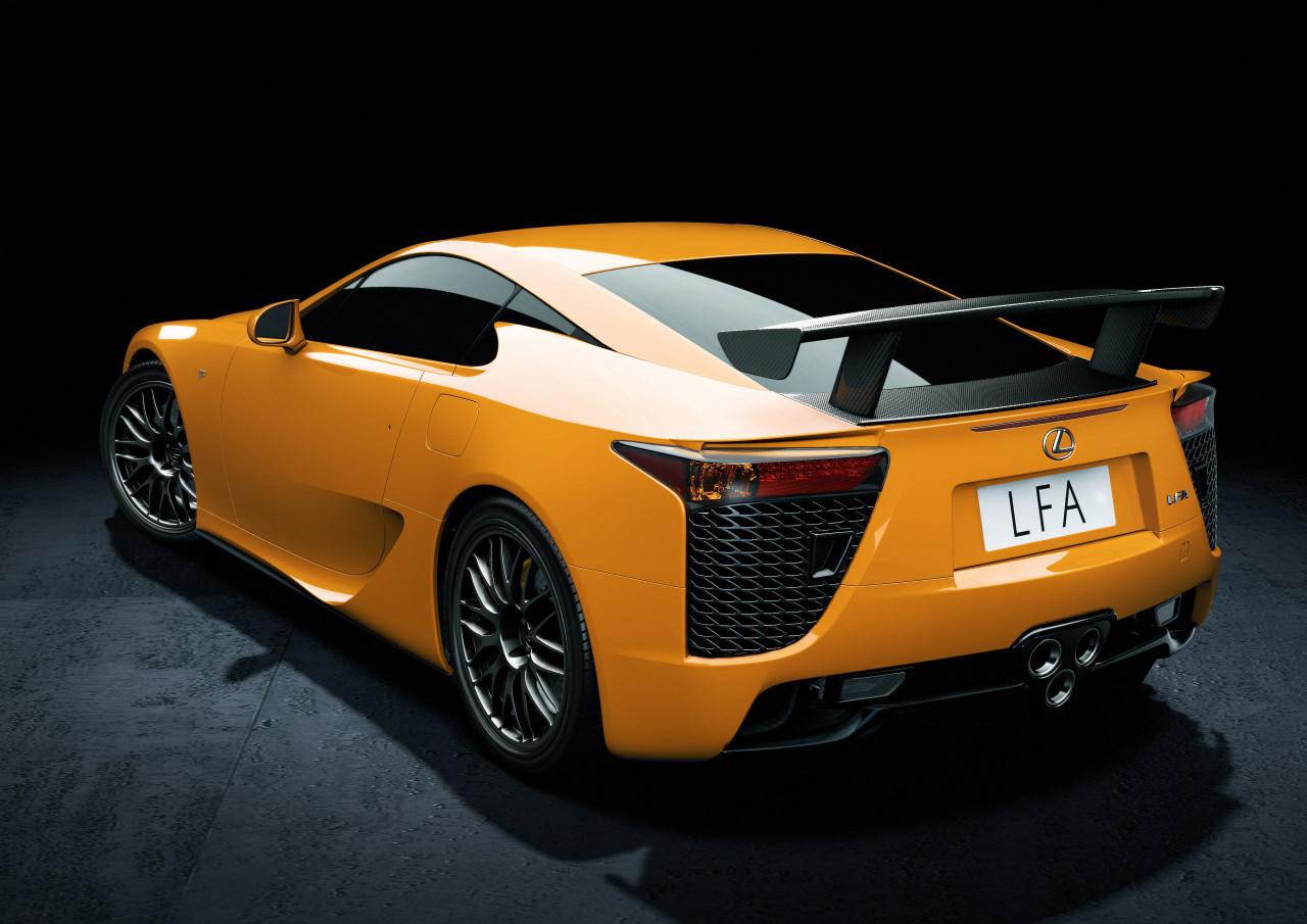 Lexus descarta oficialmente un sucesor del LF-A 2