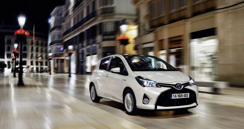 Lexus prepara un subcompacto para Ginebra y podría llegar al mercado 1