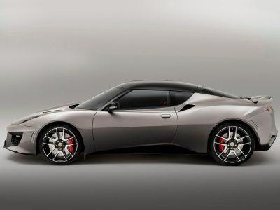 Evora 400: el Lotus más rápido hasta la fecha