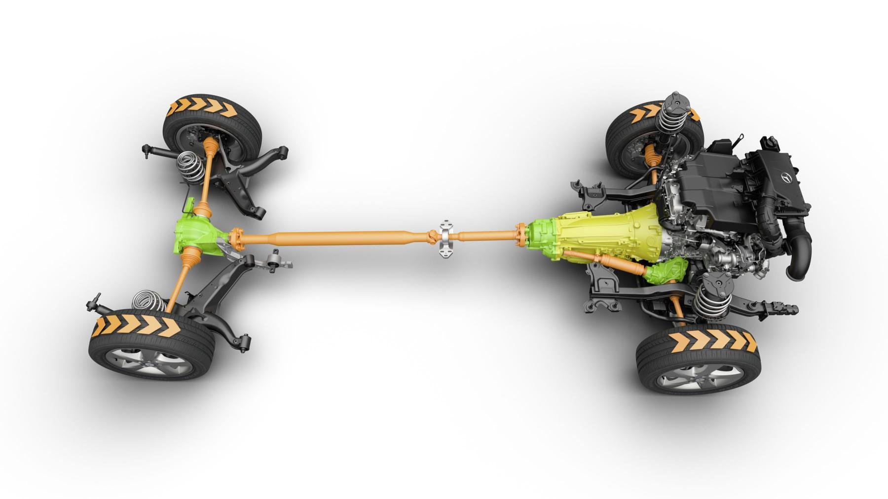 Mercedes Vito 4x4: Espacio interior y capacidad de tracción 1