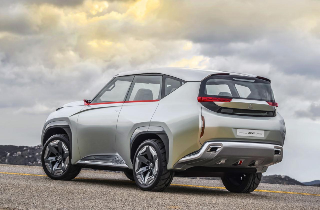 Mitsubishi Concept GC-PHEV, 1