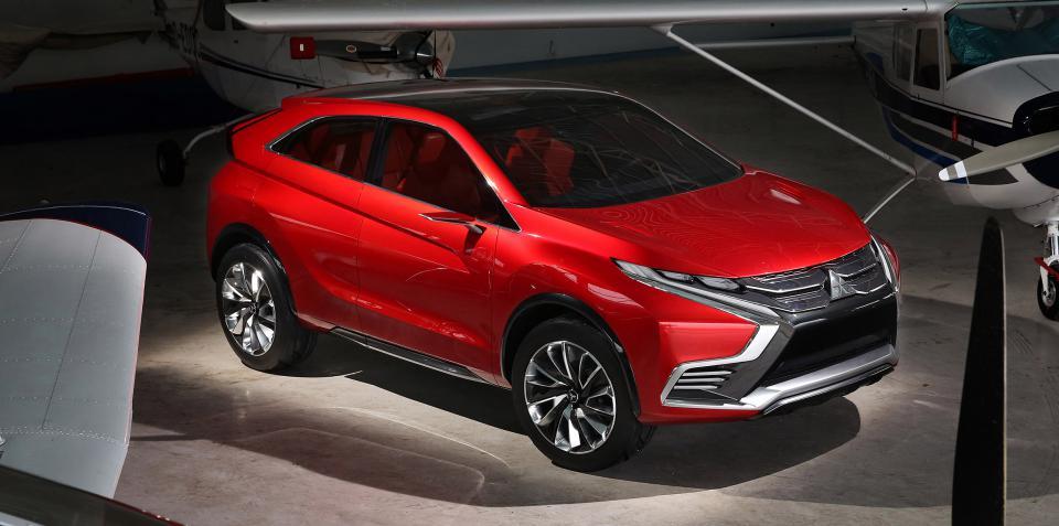 Mitsubishi XR-PHEV II Concept: La evolución del SUV compacto híbrido enchufable 4